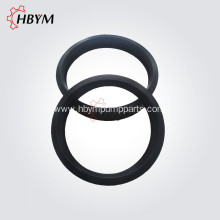 OEM/ODM for Rubber Gasket Low Pressure Concrete Pump Rubber Seal Gasket supply to Moldova Manufacturer