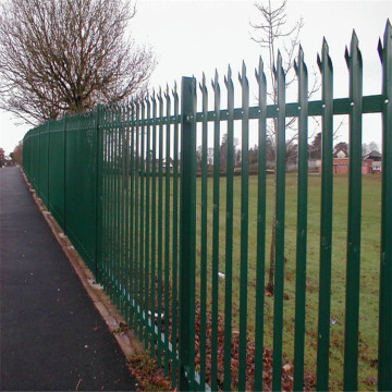 Direct  Factory Steel Palisade Fence