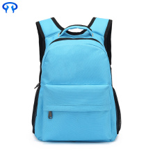 Student fashion canvas double knapsack
