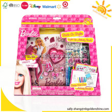 Barbie Design Your Own Activity Book