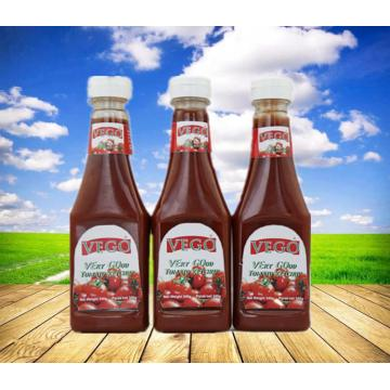tomato paste sauce ketchup