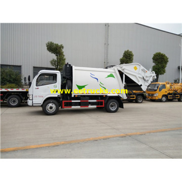 5m3 130HP Rubbish Collection Trucks
