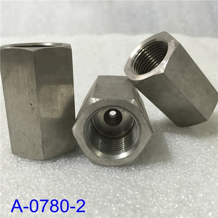 Ultra High Pressure Parts 3 8 Coupling