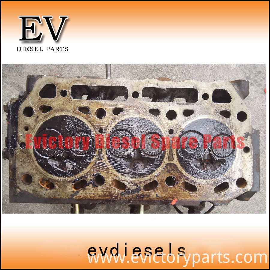 3T72 cylinder head