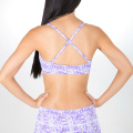 Custom yoga suit wear women running fitness BRA