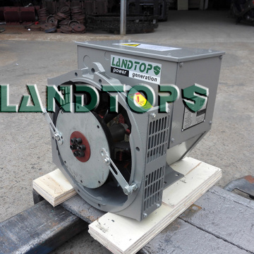 Leading for Copy Stamford Brushless Alternator,Three Phase Brushless Alternator,15 Kva Generator 3 Phase Manufacturers and Suppliers in China 380v 15kva 3 Phase Brushless Generator Without Engine export to India Factory