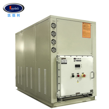 25HP Industrial Explosion Proof Water Chiller