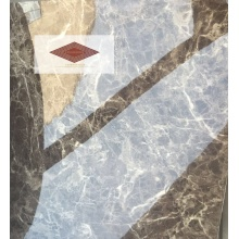 Professional for Faux Marble Wall Table Top Panel UV panel pvc marble design 1220x2440mm supply to Mali Supplier