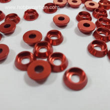 aluminum parts washer hillside shim