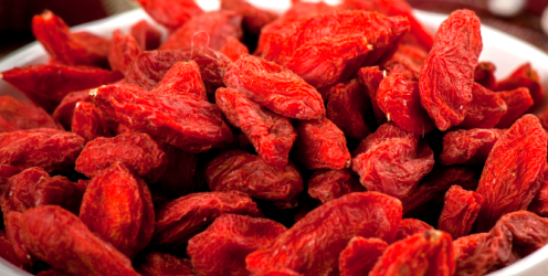 Natural Dried Goji Berries