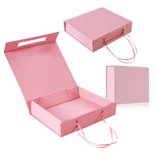 Luxury Collapsible Rigid Boxes With Magnetic Closure