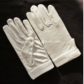 Ceremonial White Deluxe Gloves