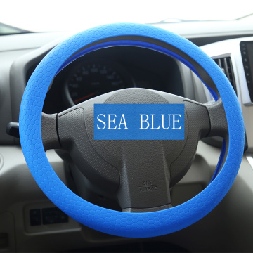 Car Silicone Steering Wheel Handle Cover For Wholesale