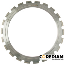 Purchasing for Diamond Circular Blade Ring Saw Blade with Super Quality supply to India Factories