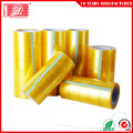 BOPP Acrylic Yellowish Packing Tape For Carton Sealing