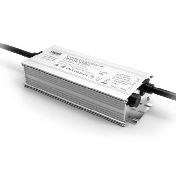 75W 347VAC Aluminum led driver dimming mode