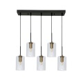 2019 hot sales glass pendant lamp