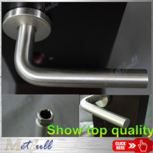 L-type Stainless Steel Door Handle for Inside Door