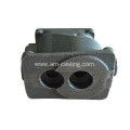 Ductile iron cast parts