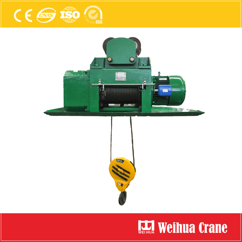 Electric Hoist Metallurgic Plant