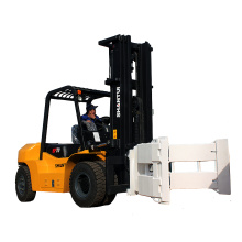 China for 5 Ton Diesel Forklift,5 Ton Forklift,Mini 5 Ton Forklift Manufacturers and Suppliers in China paper roll clamps forklift attachment for Komatsu forklift supply to Reunion Supplier