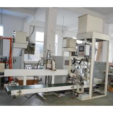 Automatic granular powder weighing packaging machine