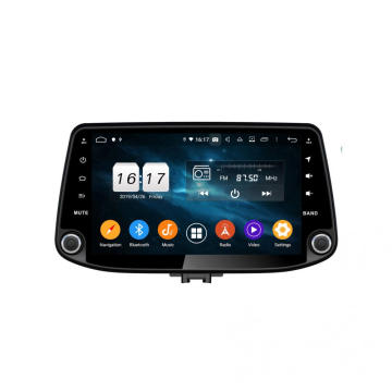 PX5 car navigation for I30 2017