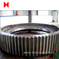 DIN ANSI Large Steel shaft Gear