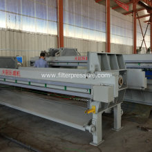 Good quality High Pressure Membrane Filter Press