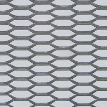 Decorative Aluminum Expanded Mesh for curtain wall