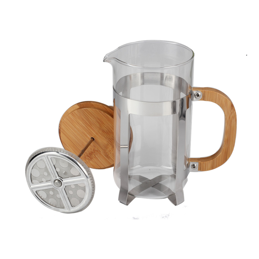 French Press Coffee Maker With Filter French Press