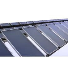 High reputation for Water Heater Aini solar panel collector supply to United States Minor Outlying Islands Factories