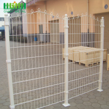 Protection Metal Prestige Double Wire Fence