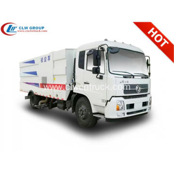2019 New Dongfeng tianjin 12cbm dust sweeper truck