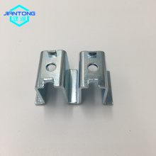 China for Steel Brackets custom carbon steel stamped brackets with zinc plating export to Yemen Suppliers