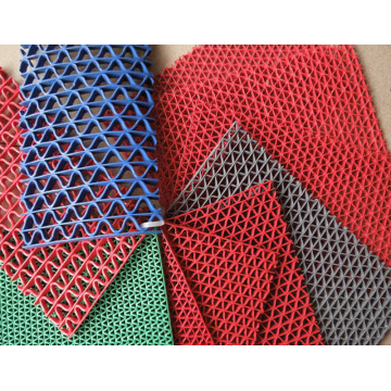 Indoor outdoor plastic s floor mat rolls