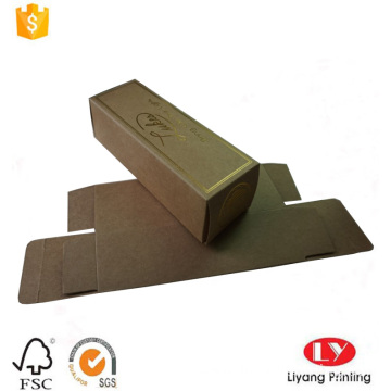 Brown kraft paper sunglass packaging box