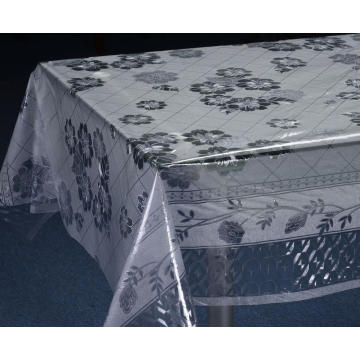 Crystal Emboss 3D Tablecloth