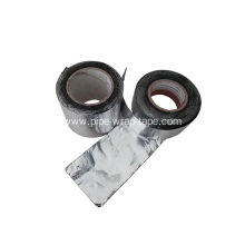 Aluminum Foil Self Adhesive Waterproof Rubber Tape