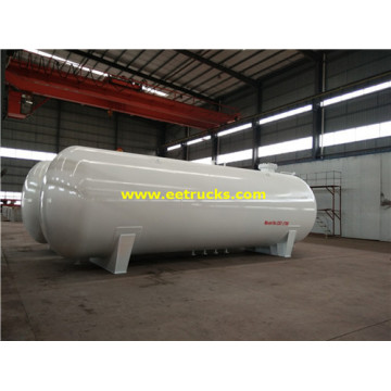 Horizontal 30 Ton 60 M3 LPG Tanks