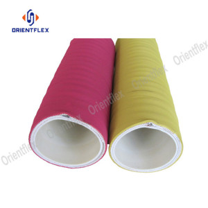 suction and discharge UHMWPE chemical hose