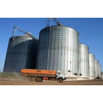 silo sheet Curved machine corrugated galvanized steel sheets machine for grain barn