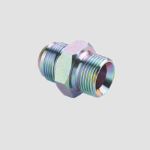 Factory directly sale for Hose Adapters BSP male 60°seat-JIC male 74°cone adapters supply to Switzerland Supplier