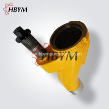 S Valve Mixer Shaft For Sany Pumps