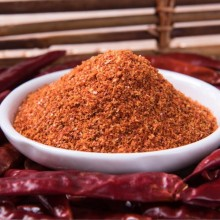 high quality dried red chilli powder price