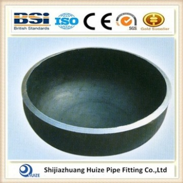 factory customized for Cap Pipe Fitting Hot selling carbon pipe end cap export to Saint Kitts and Nevis Suppliers