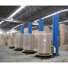 China for Pallet Shrink Wrap Machine Pallet Wrapper Pallet Packing Machine supply to Botswana Manufacturers