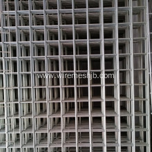 "Galvanized Wire Mesh Panels With 4"" Aperture"