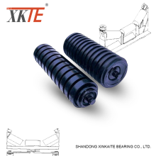 Customized for Idler Roller Components Coal Conveyor Impact idler rollers Spare Parts supply to Trinidad and Tobago Manufacturer