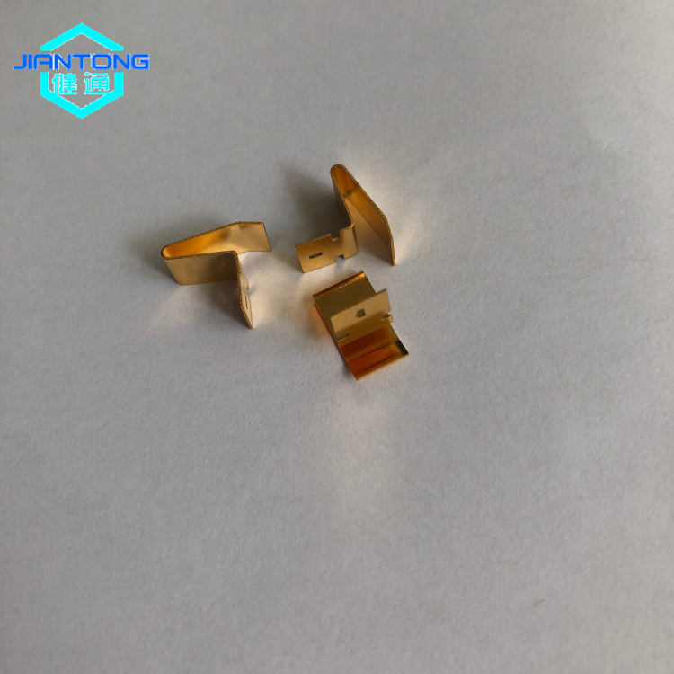Wall Switch metal stamping Copper Spring Contacts